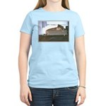 Dog tired Women's Light T-Shirt