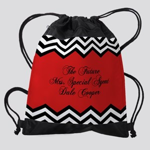 Future Mrs Special Agent Dale Cooper Drawstring Ba