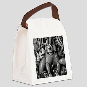 velveteen rabbit new copy Canvas Lunch Bag