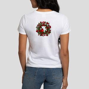 SPARKLING CARDINAL Women's T-Shirt