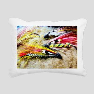 so fly Rectangular Canvas Pillow