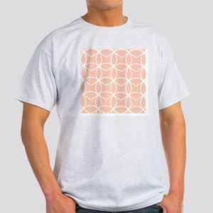 Shell Pattern_Peach BK Light T-Shirt