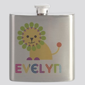 Evelyn-the-lion Flask