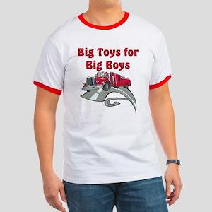 Big Toys For Big Boys Ringer T
