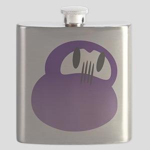 daruma purple logo Flask