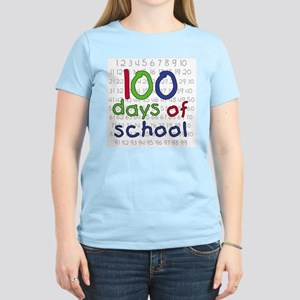 Numbers 100 Days Women's Light T-Shirt