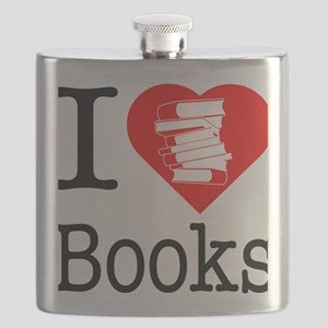 I-Heart-Books Flask