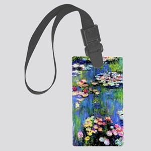 MONETjournal Large Luggage Tag