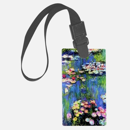MONETjournal Luggage Tag