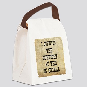 ok6 Canvas Lunch Bag
