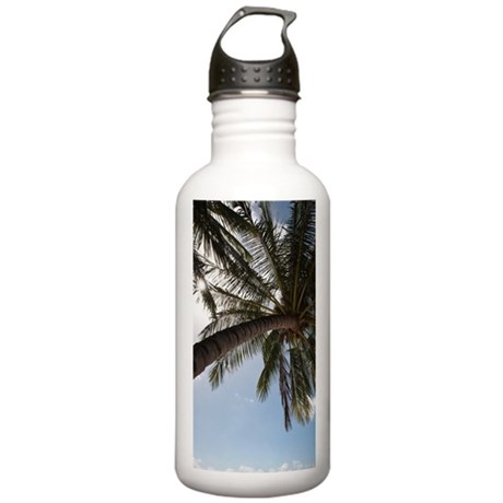 Carib Beach Barbados, Stainless Water Bottle 1.0L