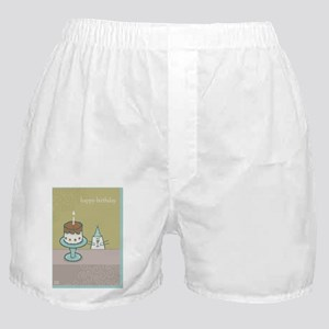 PPcatBDAY2 Boxer Shorts