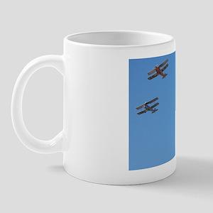 De Havilland DH 82A Tiger Moth Biplanes Mug
