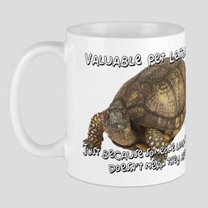 Valuable Pet Lesson #6 Mug