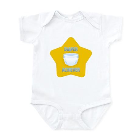 Diaper Achiever Infant Bodysuit