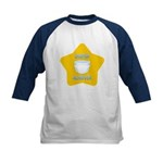 Diaper Achiever Kids Baseball Jersey