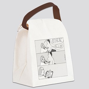 Sethoscope Canvas Lunch Bag
