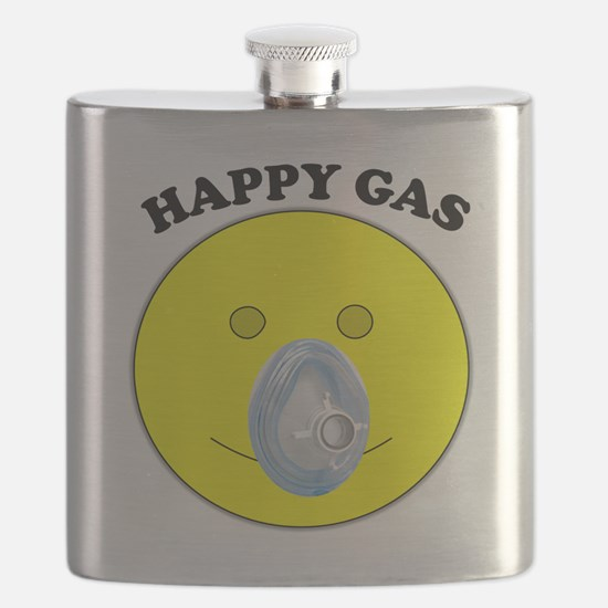 Happy Gas Flask