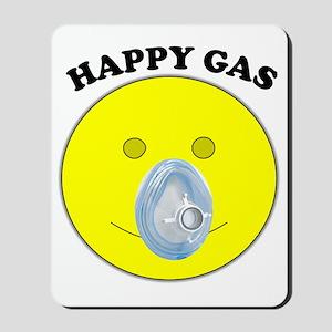 Happy Gas Mousepad