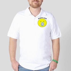 Happy Gas Golf Shirt