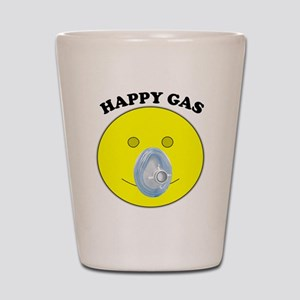 Happy Gas Shot Glass