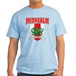 Midrealm Collegiate Light T-Shirt