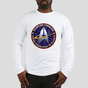 starfleet command emblem Long Sleeve T-Shirt