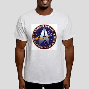 starfleet command emblem Light T-Shirt