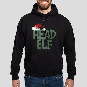 Head Elf Hoodie (dark)