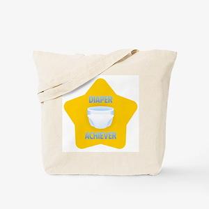 Diaper Achiever Tote Bag