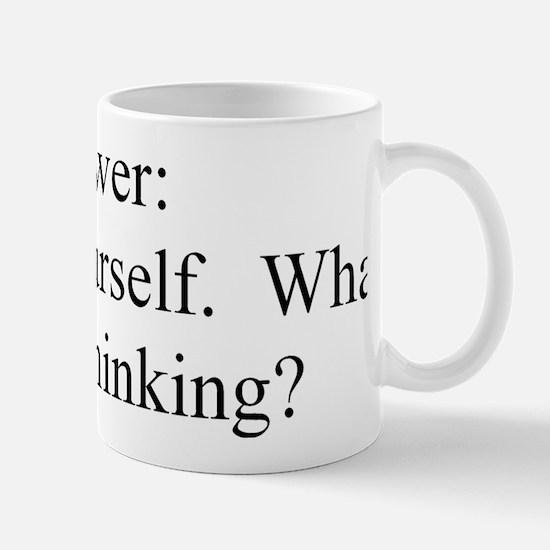 Go F yourself!2 Mug