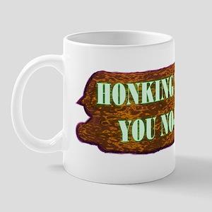 honking Mug