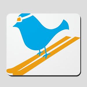 bluebird Mousepad
