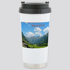 SWISS CAL COVER Stainless Steel Travel Mug