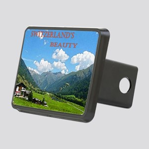 SWISS CAL COVER Rectangular Hitch Cover