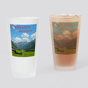 SWISS CAL COVER Drinking Glass