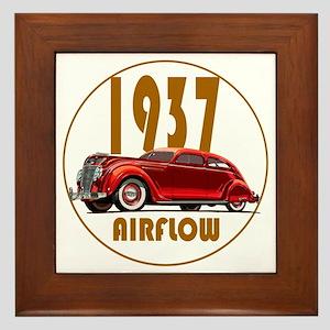 1937 Airflow-C10trans Framed Tile