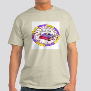 Scrapbooking and Cooking Light T-Shirt