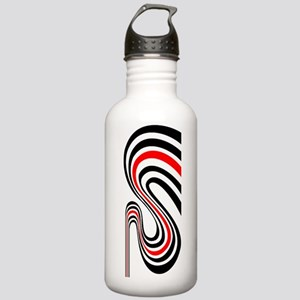 Figure8af Stainless Water Bottle 1.0L