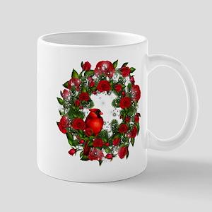 Sparkling Cardinal Mug Mugs