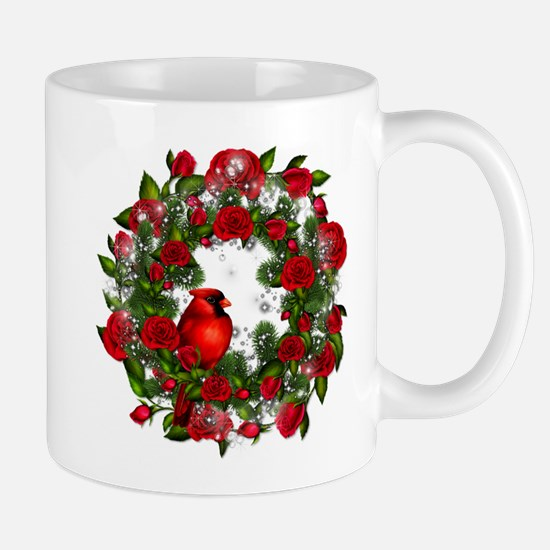 SPARKLING CARDINAL Mug