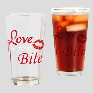LoveBite Drinking Glass