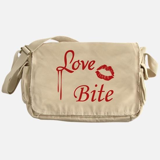 LoveBite Messenger Bag