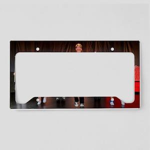 CB01 License Plate Holder