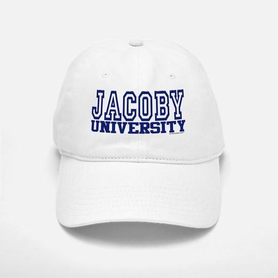 JACOBY University Baseball Baseball Cap