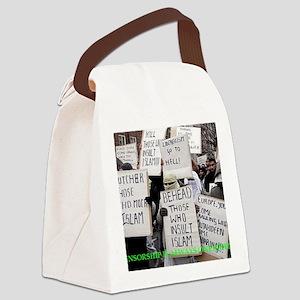 e02dadbd Canvas Lunch Bag