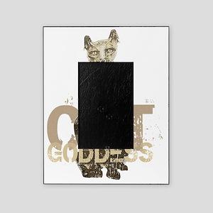 cat goddess Picture Frame
