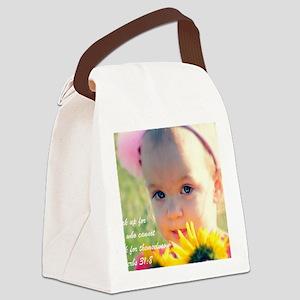 Adoption1 Canvas Lunch Bag