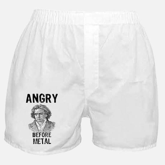 angrybeforemetallica Boxer Shorts