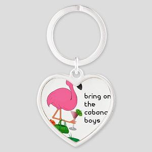 bachelorette_cabana10x10_apparel co Heart Keychain